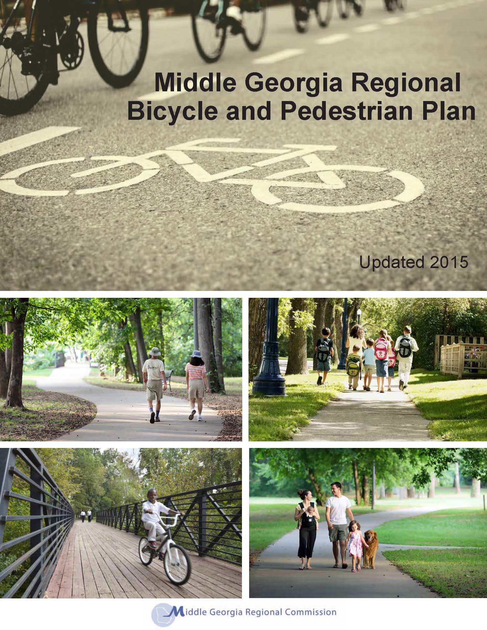 Update to the Middle Georgia Regional Bicycle and Pedestrian Plan