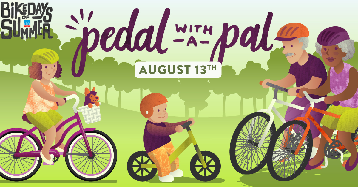 Pedal With a Pal