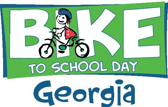Georgia Bike to School Day